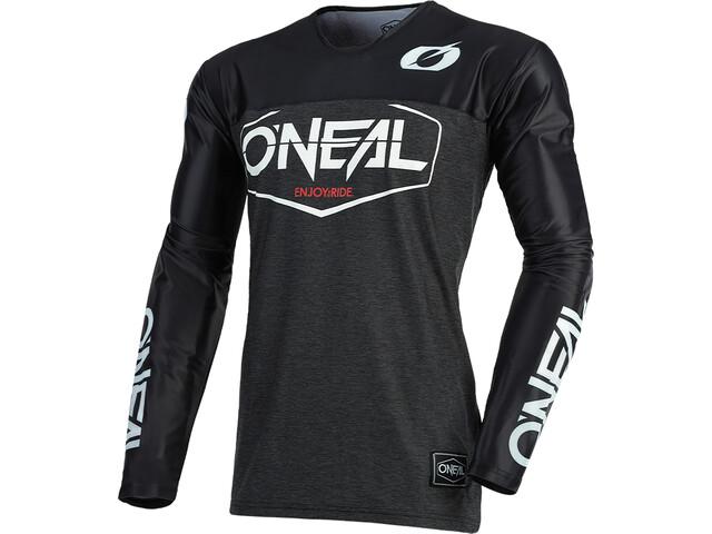 O'Neal Mayhem Koszulka rowerowa z zamkiem błyskawicznym Mężczyźni, czarny